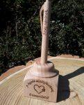 Egyedi fa toll - Ballagás -Tanári ajándék