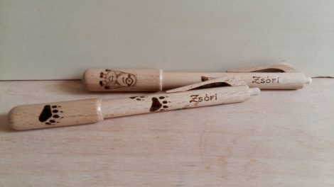 Fa toll - kerekített - Gru - Minyon grafika
